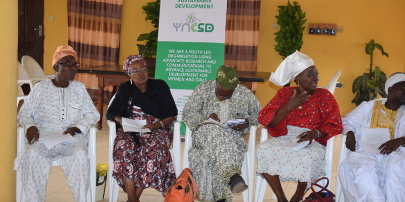 Breaking Barriers to Safe Access to Abortion in Nigeria – an interview with a member of YNAFGM