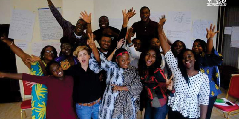 Knowledge Sharing workshop Orchid Project (KSW) Nigeria.