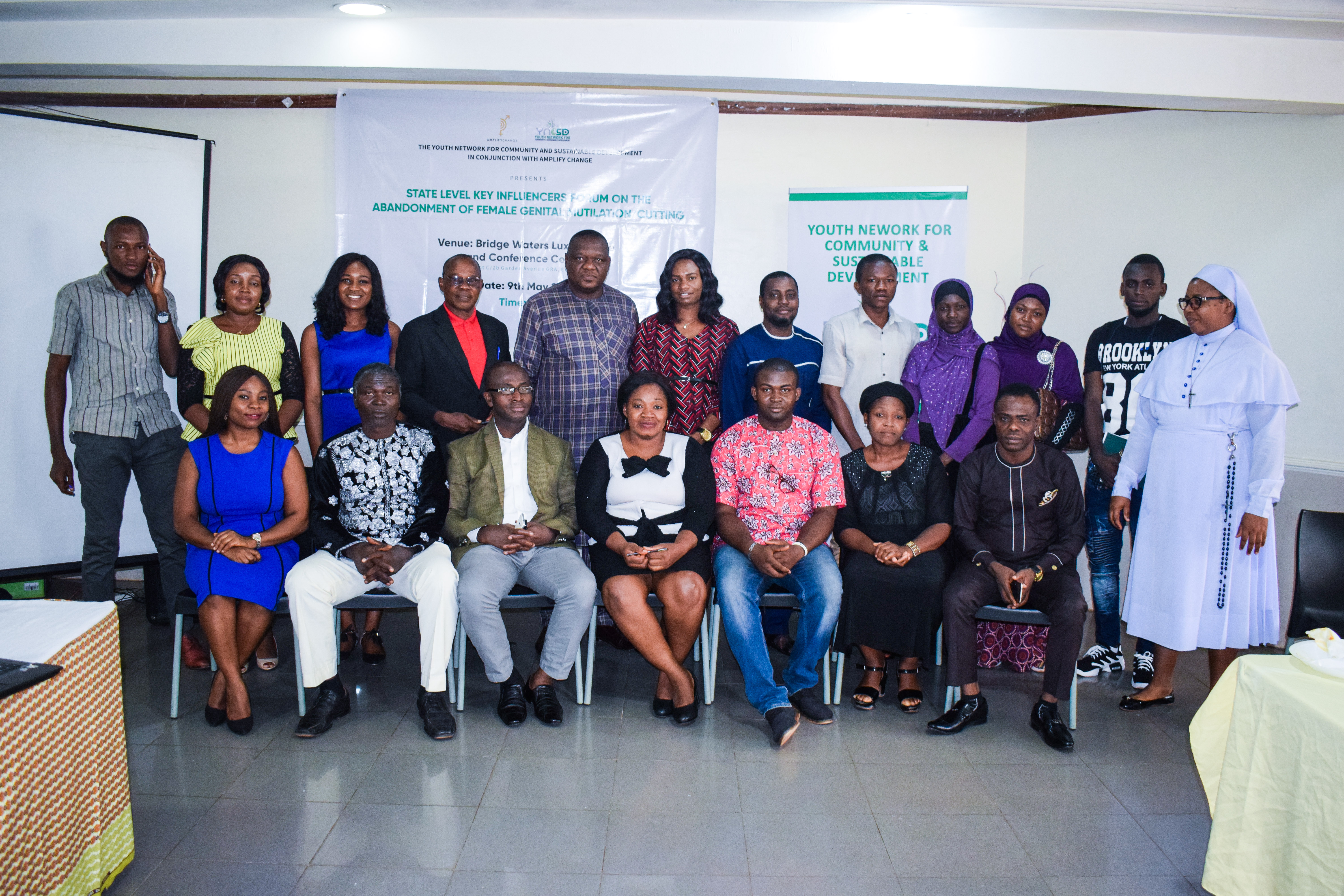 National Key Influencers Dialogue & Consensus Building For Stronger Sexual And Reproductive Health And Rights Movements In Nigeria