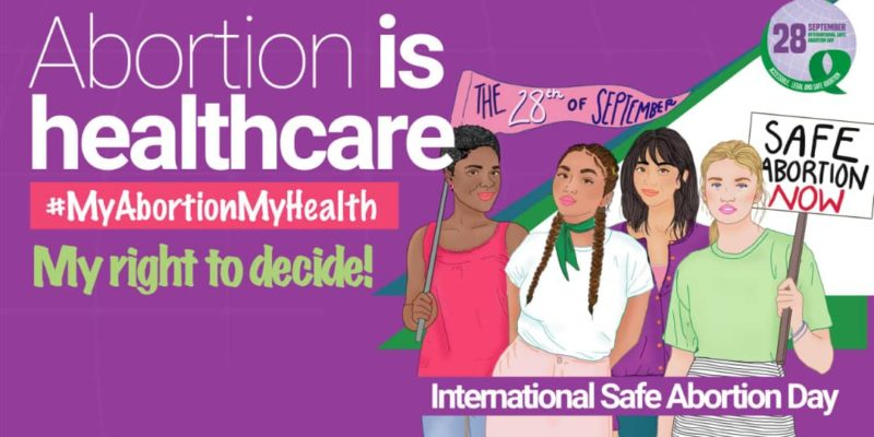 International Safe Abortion Day: Addressing Abortion-Related Stigma.